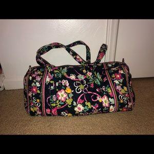 Small Vera Bradley duffel bag